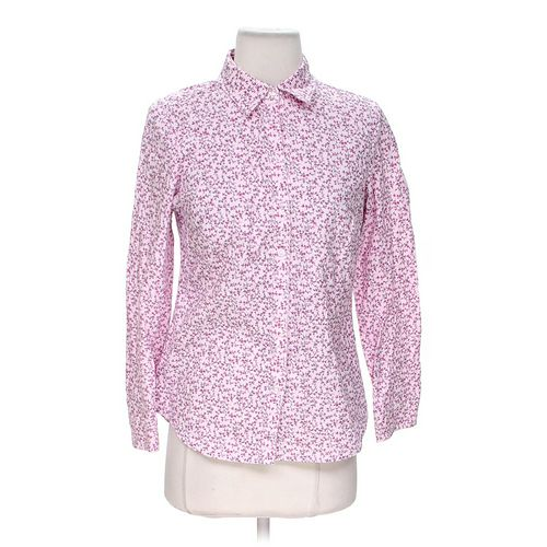 Croft & Barrow Button-up Shirt in size XS at up to 95% Off - Swap.com