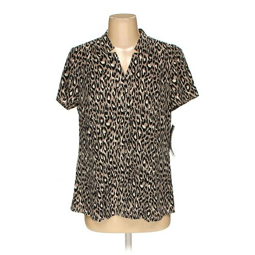 Dana Buchman Button-up Shirt in size S at up to 95% Off - Swap.com