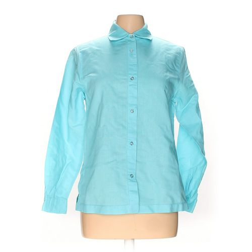 David N Petites Button-up Shirt in size M at up to 95% Off - Swap.com