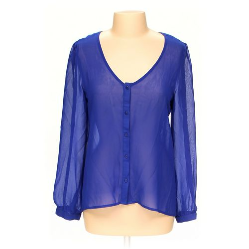 Dizzy Lizzy Button-up Shirt in size L at up to 95% Off - Swap.com