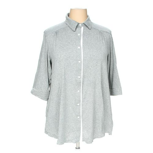 DKNY Button-up Shirt in size XL at up to 95% Off - Swap.com