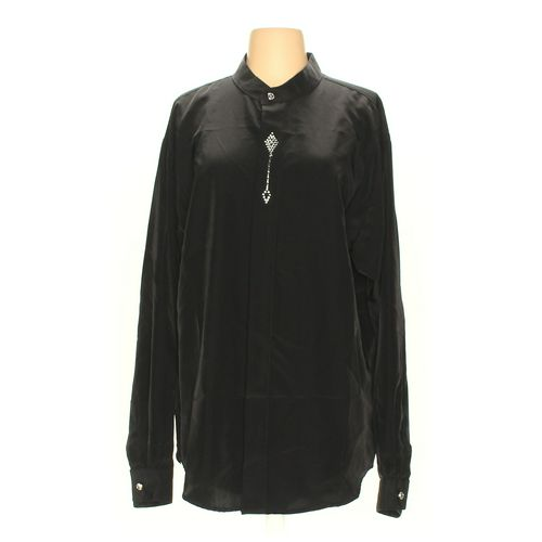 Double Vision Button-up Shirt in size M at up to 95% Off - Swap.com