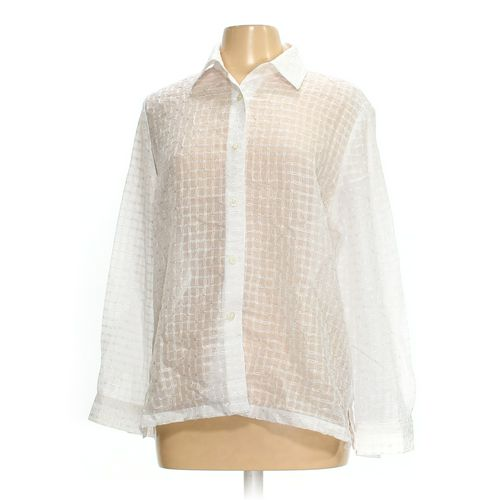 Draper's & Damon's Button-up Shirt in size M at up to 95% Off - Swap.com