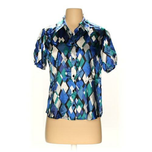 dressbarn Button-up Shirt in size S at up to 95% Off - Swap.com