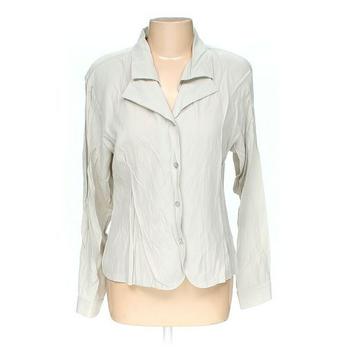 dressbarn Button-up Shirt in size XL at up to 95% Off - Swap.com