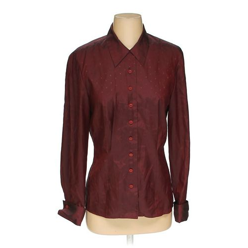 Due Per Due Button-up Shirt in size 4 at up to 95% Off - Swap.com