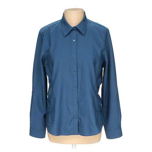 Duluth Trading Co. Button-up Shirt in size L at up to 95% Off - Swap.com