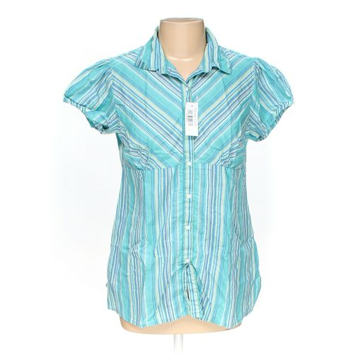Dynashape Button-up Shirt in size L at up to 95% Off - Swap.com