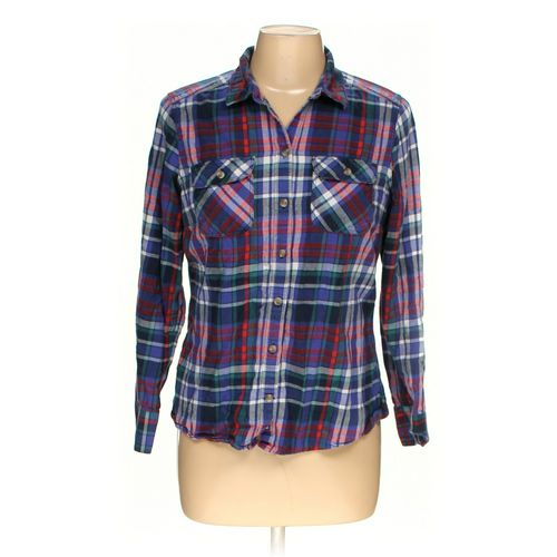 Eddie Bauer Button-up Shirt in size M at up to 95% Off - Swap.com