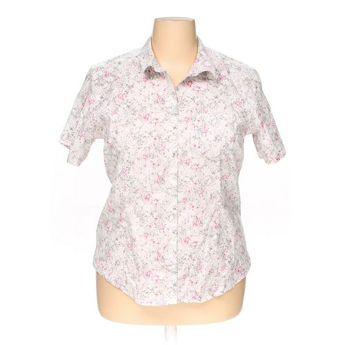 Eddie Bauer Button-up Shirt in size 2X at up to 95% Off - Swap.com