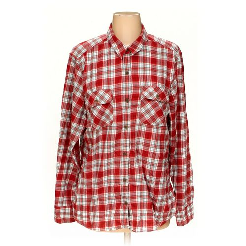 Eddie Bauer Button-up Shirt in size XL at up to 95% Off - Swap.com