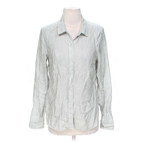Eddie Bauer Button-up Shirt in size S at up to 95% Off - Swap.com