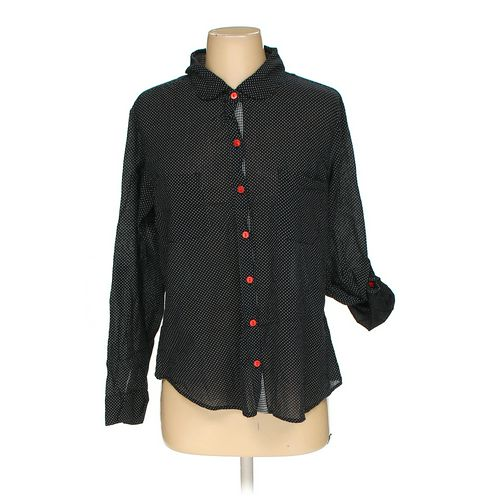 Eden & Olivia Button-up Shirt in size S at up to 95% Off - Swap.com