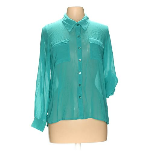 Edge Button-up Shirt in size M at up to 95% Off - Swap.com