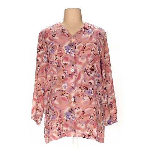 El La Button-up Shirt in size XL at up to 95% Off - Swap.com