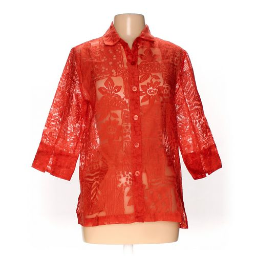 ELCC Button-up Shirt in size M at up to 95% Off - Swap.com