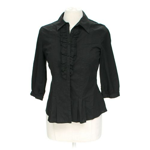Elementz Button-up Shirt in size M at up to 95% Off - Swap.com