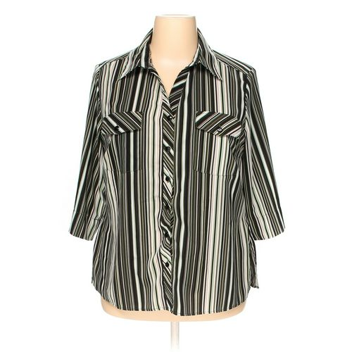 Elementz Button-up Shirt in size 2X at up to 95% Off - Swap.com