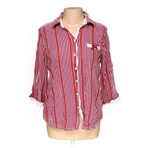 Ellen Tracy Button-up Shirt in size L at up to 95% Off - Swap.com