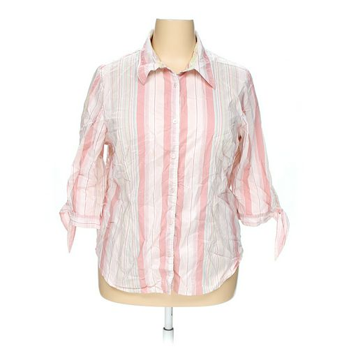 Emma James Button-up Shirt in size 18 at up to 95% Off - Swap.com