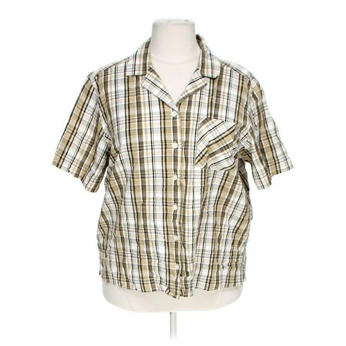 Erika Button-up Shirt in size 2X at up to 95% Off - Swap.com