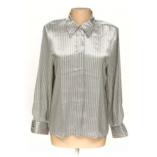 Eva Laurel Button-up Shirt in size 12 at up to 95% Off - Swap.com