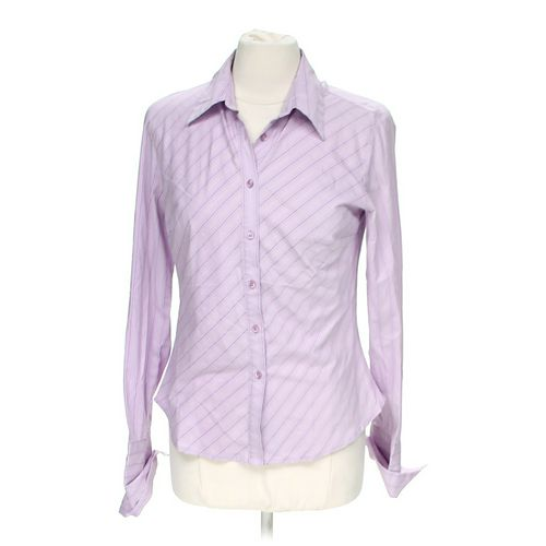 Express Button-up Shirt in size 10 at up to 95% Off - Swap.com