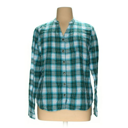 Faded Glory Button-up Shirt in size XXL at up to 95% Off - Swap.com