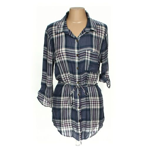 Faded Glory Button-up Shirt in size M at up to 95% Off - Swap.com