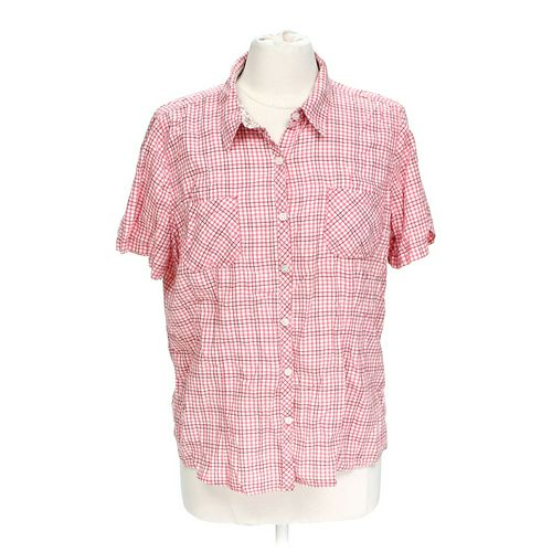 Faded Glory Button-up Shirt in size XL at up to 95% Off - Swap.com