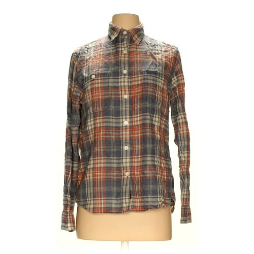 Faherty Button-up Shirt in size S at up to 95% Off - Swap.com