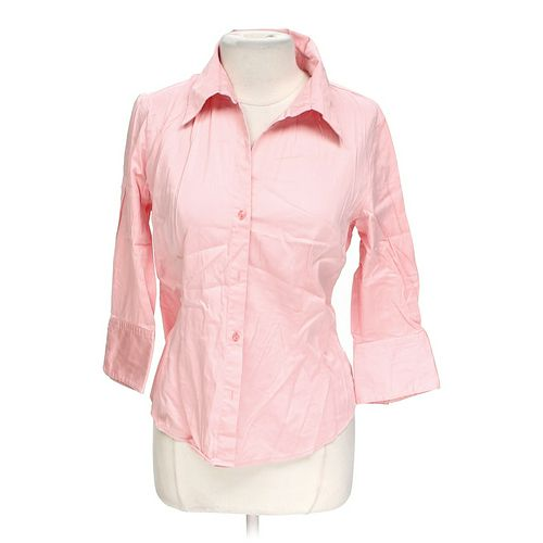 Fashion Bug Button-up Shirt in size L at up to 95% Off - Swap.com