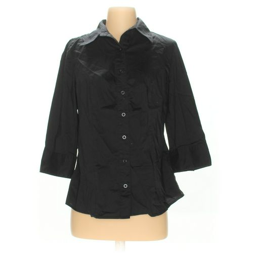 Fashion Bug Button-up Shirt in size S at up to 95% Off - Swap.com