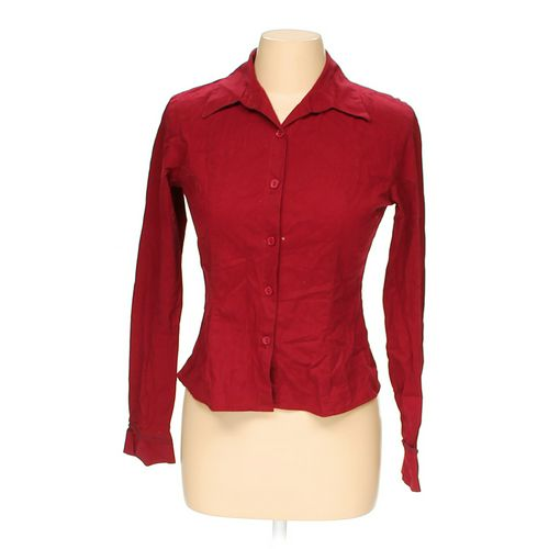 Fashion Magazine Button-up Shirt in size M at up to 95% Off - Swap.com