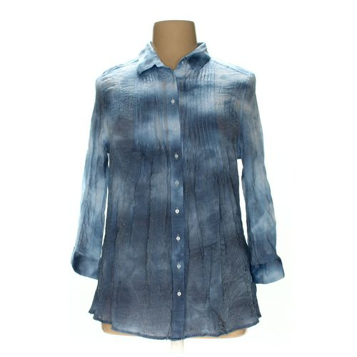 Fever Button-up Shirt in size XL at up to 95% Off - Swap.com