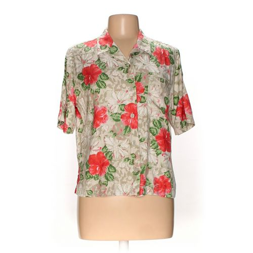 Field Manor Button-up Shirt in size M at up to 95% Off - Swap.com