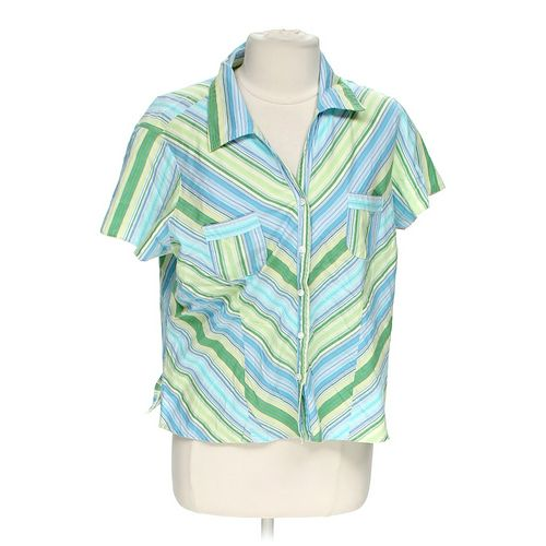 Fiorlini International Button-up Shirt in size XL at up to 95% Off - Swap.com