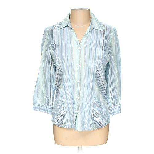 First Issue Button-up Shirt in size L at up to 95% Off - Swap.com