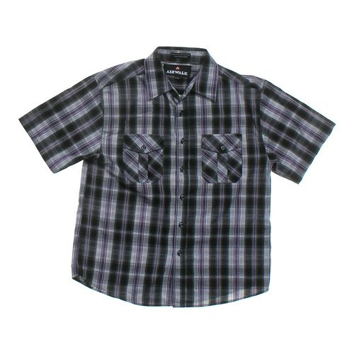 Airwalk Button-up Shirt in size 14 at up to 95% Off - Swap.com