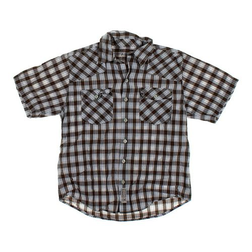 Arizona Button-up Shirt \ in size 10 at up to 95% Off - Swap.com