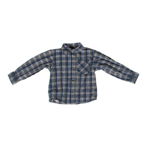 Arizona Button-up Shirt in size 4/4T at up to 95% Off - Swap.com