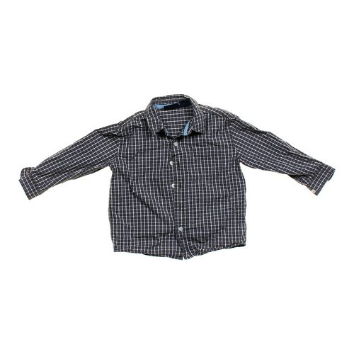 Authentic Graphite Button-up Shirt in size 4/4T at up to 95% Off - Swap.com