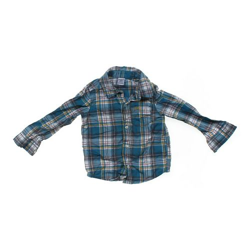 Carter's Button-up Shirt in size 24 mo at up to 95% Off - Swap.com