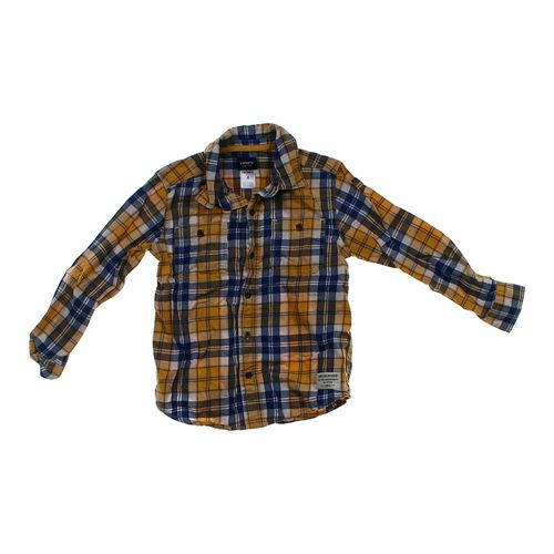 Carter's Button-up Shirt in size 4/4T at up to 95% Off - Swap.com
