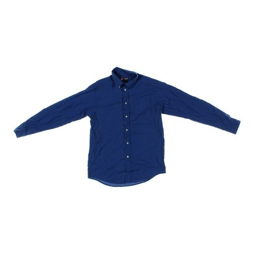 Chaps Button-up Shirt in size 14 at up to 95% Off - Swap.com