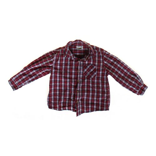 Cherokee Button-Up Shirt in size 5/5T at up to 95% Off - Swap.com