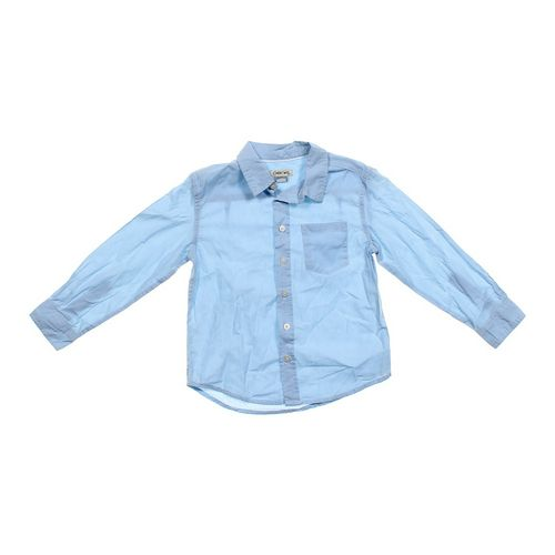 Cherokee Button-up Shirt in size 6 at up to 95% Off - Swap.com