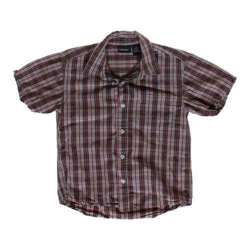 Cherokee Button-up Shirt in size 8 at up to 95% Off - Swap.com