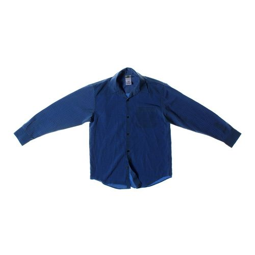 City Streets Button-up Shirt in size 14 at up to 95% Off - Swap.com