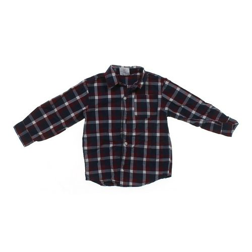 Crazy 8 Button-up Shirt in size 4/4T at up to 95% Off - Swap.com